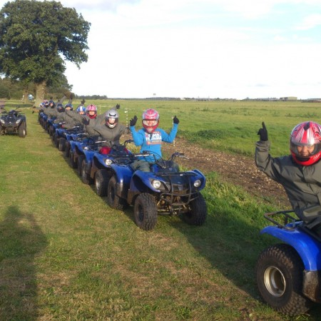 Quad Biking Cambridge