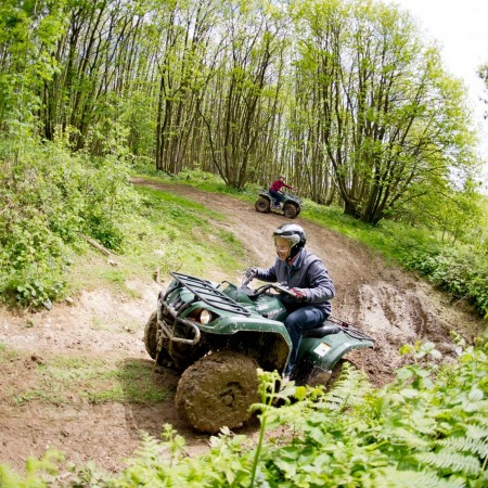 Quad Biking Ashford - North, Kent
