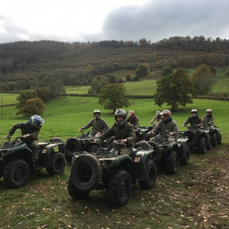 Quad Biking Kentchurch