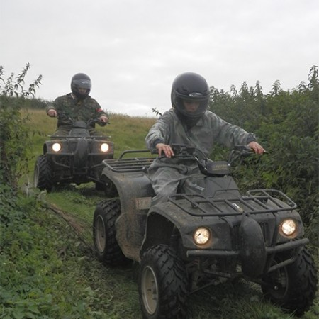 Quad Biking Sittingbourne, Kent