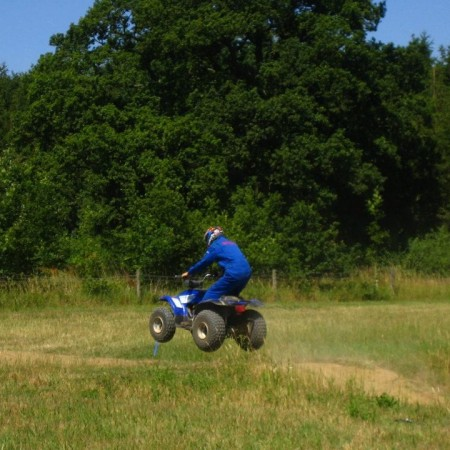 Quad Biking Bicester, Oxfordshire
