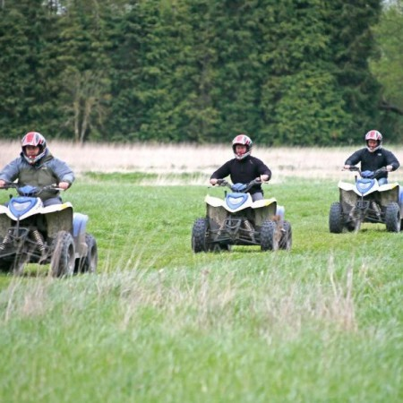 Quad Biking Didcot, Oxfordshire