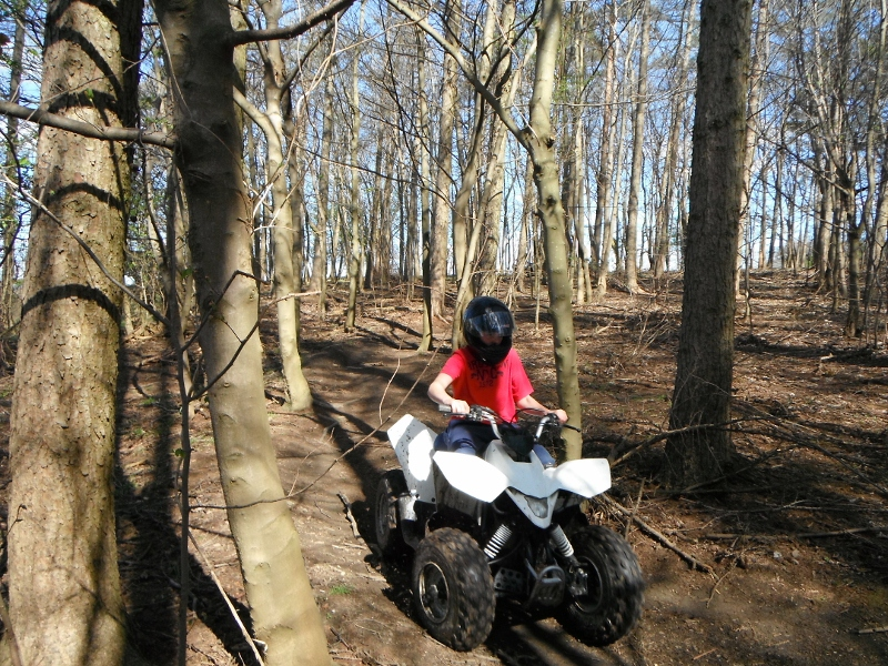 Quad Biking Bedale, North Yorkshire