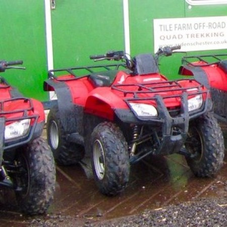 Quad Biking Chester, Cheshire